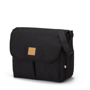 My Bag's Torba do wózka Flap Bag Eco Black