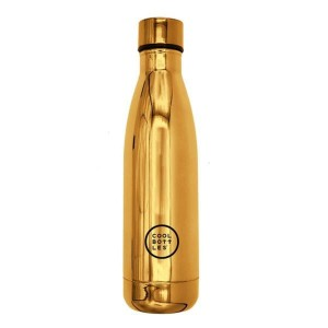 Cool Bottles Butelka termiczna 500 ml Chrome Gold