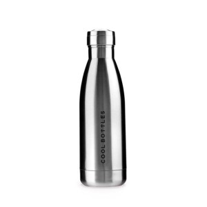 Cool Bottles Butelka termiczna 350 ml Metallic