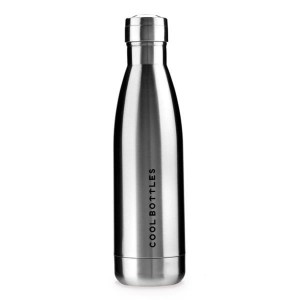 Cool Bottles Butelka termiczna 500 ml Metallic